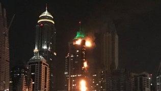 Nuovo rogo alla Torch Tower di Dubai, nessun ferito